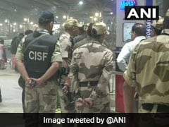 Suspected RDX In Abandoned Bag That Triggered Scare At Delhi Airport