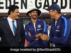Ravi Shastri Shares Pictures With Anil Kumble, Gets Trolled By Fans