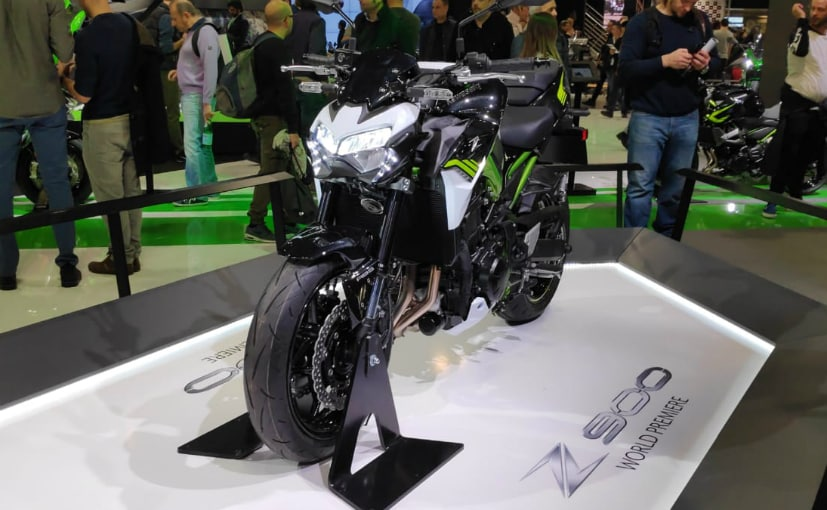 2020 Kawasaki Z900 unveiled with updated electronics and Euro 5 compliant engine