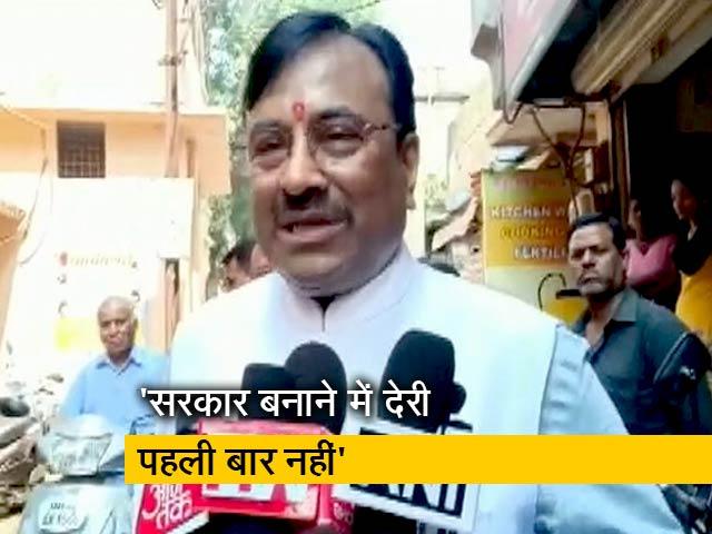 Videos : सरकार बनाने को लेकर शिवसेना ने BJP पर साधा निशाना
