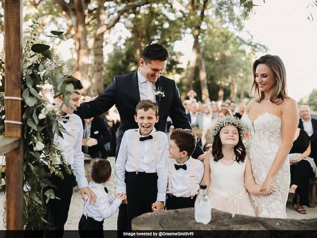 Graeme Smith Gets Married For The Second Time