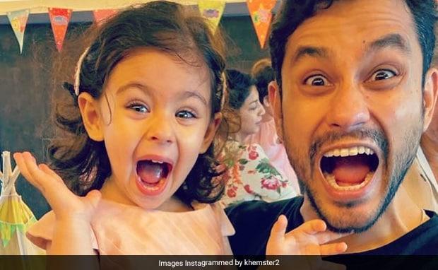 Children's Day 2019: Inaaya Naumi Teaches Dad Kunal Kemmu 'How To Be Fun Again'