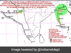 Cyclone Maha Spares Gujarat, Rain Likely For Next 2 Days: Weather Department