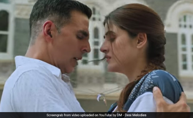 Filhall:  Akshay Kumar And Nupur Sanon Reminisce Their Heart-Wrenching Love Story