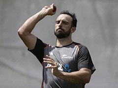 इंग्लैंड की रग्बी टीम के कोच के बेटे डेरिल मिशेल को मिली न्यूजीलैंड की टेस्ट टीम में जगह