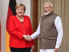 Germany's Expertise Will Be Useful In Plan To Build 'New India': PM