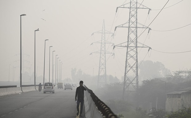 Air Quality Returns To 'Moderate' Levels In Noida, Ghaziabad, Faridabad
