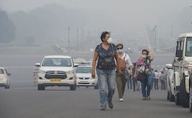 Schools In Delhi NCR To Be Shut For Next Two Days Amid High Air Pollution