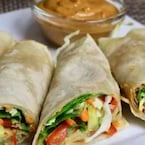 Watch: How To Make Street-Style Veg Kathi Roll At Home