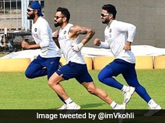 "Kohli Says ""Impossible To Outrun"" Jadeja In Group Conditioning Sessions"