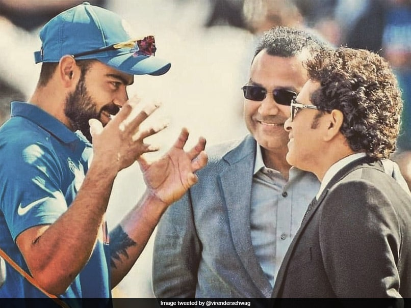 """""""May Your Batting Always Be Like A F5 Button"""": Virender Sehwag"""