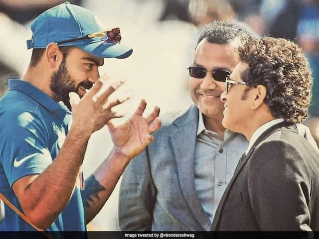 """""""May Your Batting Always Be Like A F5 Button"""": Virender Sehwags Hilarious Birthday Wish For Virat Kohli"""