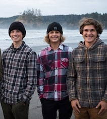 How Four Teen Surfers Rescued Drowning Swimmers From A Rip Current