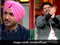 कपिल शर्मा के शो में हरभजन सिंह का खुलासा, सास ने बीवी से लड़ाई पर यूं दी थी सजा- देखें Video