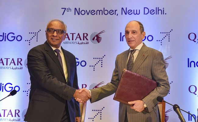 Qatar Airways To Look At Setting Up Airline In India: CEO