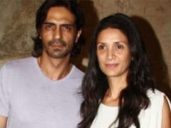Arjun Rampal And Mehr Jesia Are Officially Divorced: Report