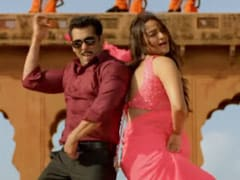 <I>Dabangg 3</i> Song <I>Yu Karke</i>: Salman Khan And Sonakshi Sinha's Quirky Dance Steps