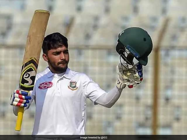 IND vs BAN 1st Test, Day 1: Bangladesh captain Mominul Haque describes the difference on first day