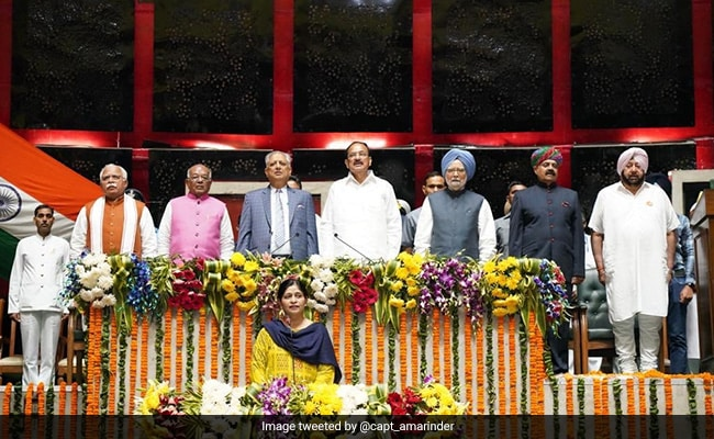 After 5 Decades, Haryana, Punjab MLAs Attend Assembly Session Together