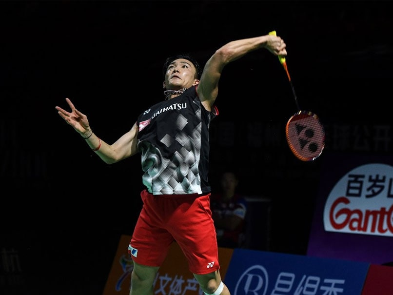 China Open: Kento Momota Retains China Open Crown, Wins 10th Title In 2019