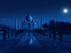 Want To See Taj Mahal Under Moon Light? New View Point Offers Just That