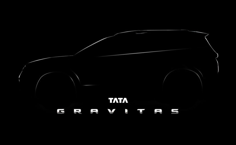 The new Tata Gravitas will be the company's new 7-seater flagship SUV and will launch in February 2020