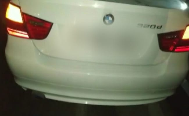 BMW, Speeding In Wrong-Way, Hits Two-Wheeler In Hyderabad; 1 Dead
