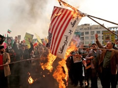 Iran Says Hundreds Of Banks, Government Sites Set On Fire During Unrest