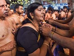 """""""Devotees Visiting Sabarimala Without Any Fear"""": Temple Board Minister"""