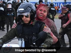 Protesters Drag Bolivian Mayor Through Streets, Forcibly Cut Her Hair: Report