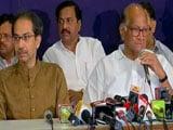 कांग्रेस और NCP के साथ आने से शिवसेना के कार्यकर्ता ने दिया इस्तीफा, कहा- जो राम का नहीं...
