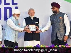 PM Modi In Bangkok Releases Coin Marking Birth Anniversary Of Guru Nanak