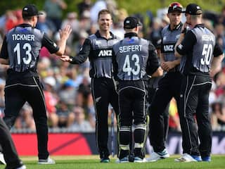 New Zealand vs England 3rd T20I: Englands Shocking Batting Collapse Hands New Zealand Series Lead