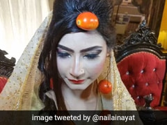 Why This Pakistani Bride Wore Tomato Jewellery On Her Wedding