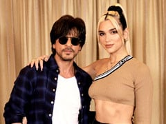 Shah Rukh Khan Teaches Dua Lipa Steps For Her Mumbai Concert: 'Try On Stage,' He Tweets
