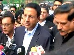 """Maharashtra Government Illegitimate, Will Prove In Floor Test"": Congress"