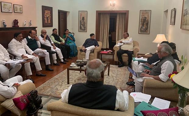 Maharashtra Government Formation Highlights: Will Provide Maharashtra A Stable Government, Says Congress
