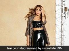 सारा अली खान ने कराया फोटोशूट, Photo शेयर कर बोलीं- लोग कहते हैं कि तेंदुआ....