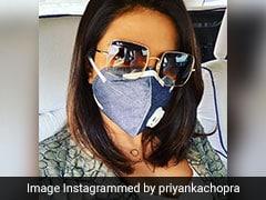 दिल्ली में बढ़ते प्रदूषण पर आया प्रियंका चोपड़ा का रिएक्शन, Photo पोस्ट कर बोलीं- यहां शूटिंग करना...
