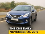 Video : Maruti Suzuki Baleno Sales, Honda Activa, BMW BS6