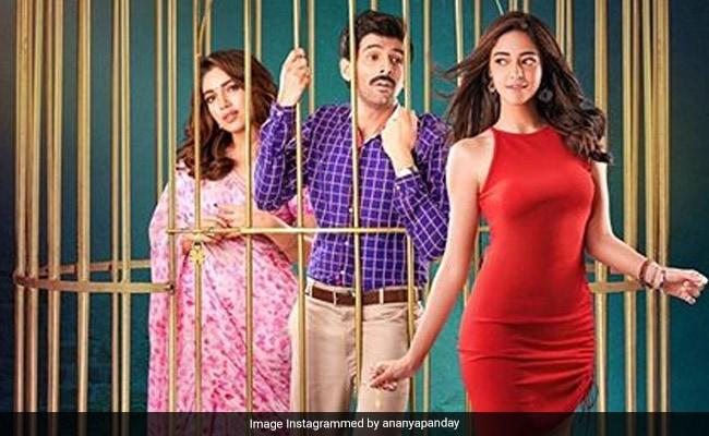 Pati Patni Aur Woh Trailer: 'Pati' Kartik Aaryan Hearts Both 'Patni' Bhumi Pednekar And 'Woh' Ananya Panday