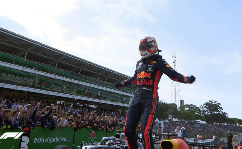 Max Verstappen had the pace and ruled the Brazilian GP from the start taking his 3rd win of the season