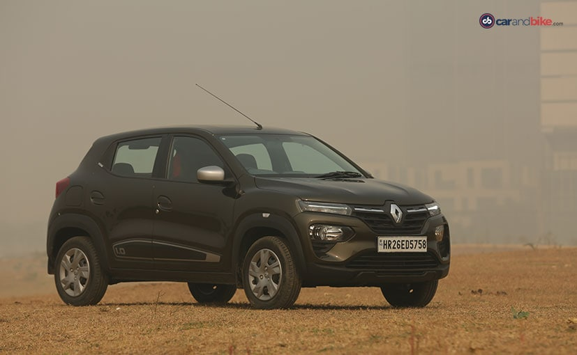 Renault Kwid Facelift Review