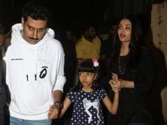 Aishwarya Rai Bachchan, Aaradhya, Mira Rajput, Misha And Others Celebrate Riteish Deshmukh's Son Riaan's Birthday Party