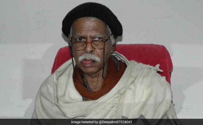 Mathematician Vashishtha Narayan Singh Dies In Patna