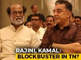 Video : Rajinikanth, Kamal Haasan Tease Blockbuster Alliance For Tamil Nadu