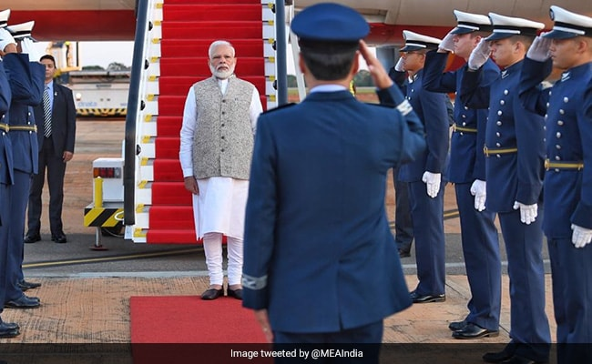 PM Modi Hopes To Boost Economic, Cultural Links At BRICS Summit In Brazil