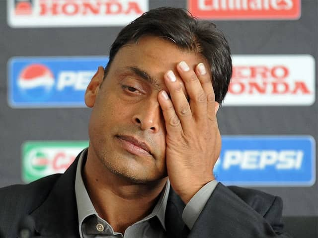 Shoaib Akhtar Casts Match-Fixing Aspersions On Former Pakistan Teammates