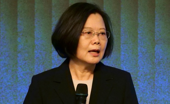 Beijing Will 'Never Tolerate' Taiwan's Separation From China: Report