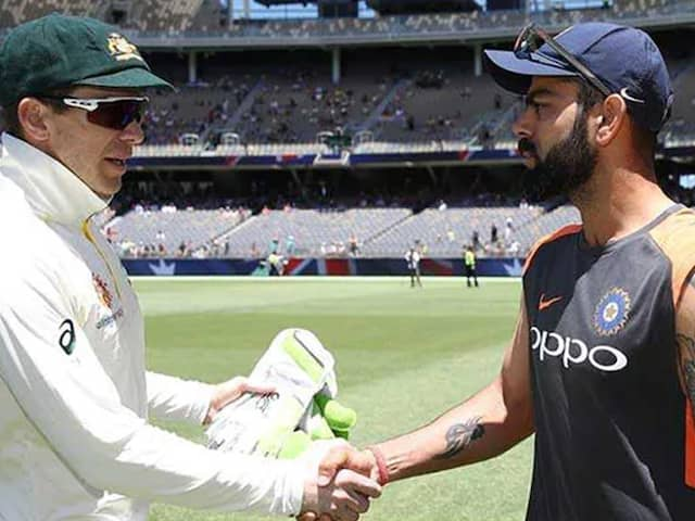 """Lets See If Hes In A Good Mood"": Tim Paine Takes A Dig At Virat Kohli"